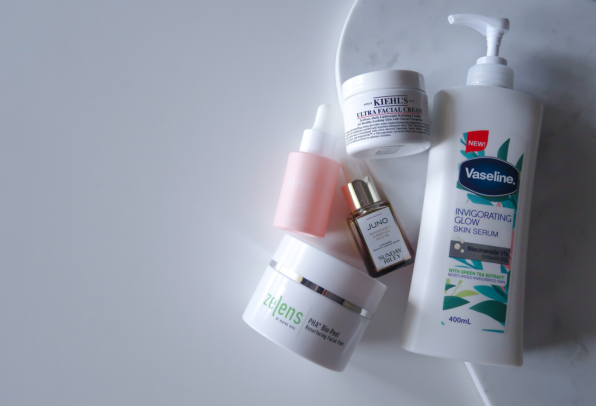 Beauty product favourites