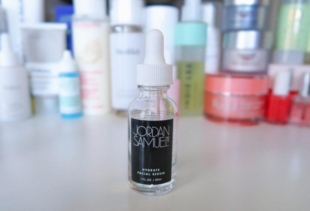 Jordan Samuel Hydrate Facial Serum