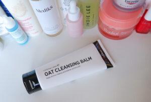 The Inkey List Oat Cleansing Balm