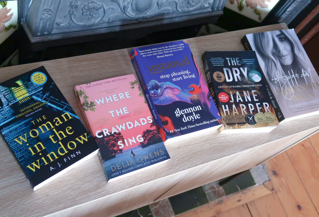 2021 Book Round-Up Stack - Top Rated
