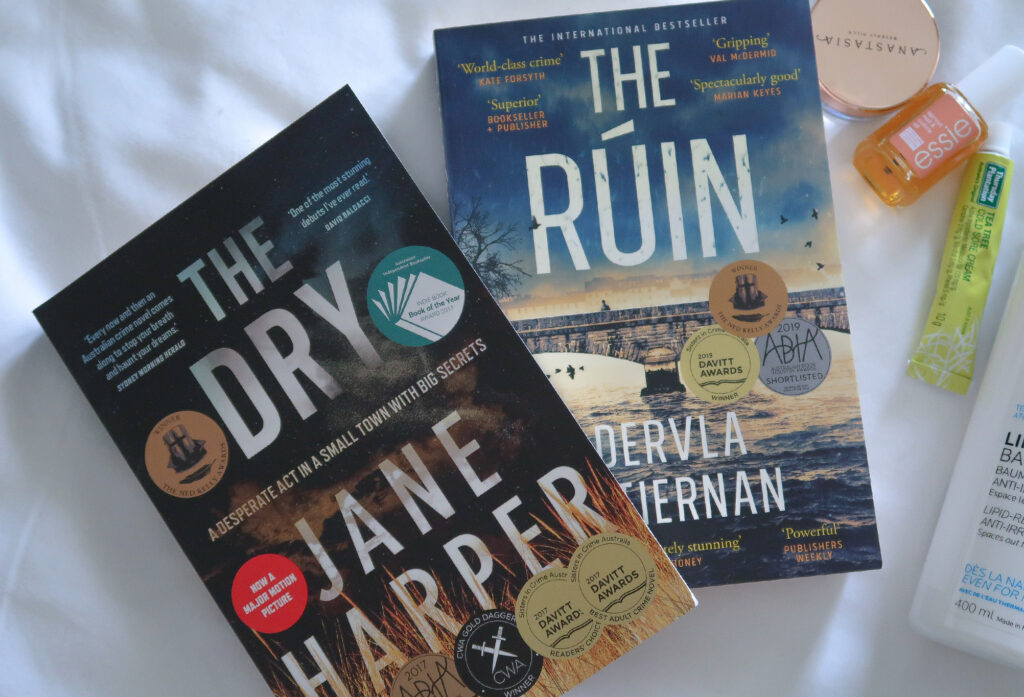 Winter Favourites Overview: Books