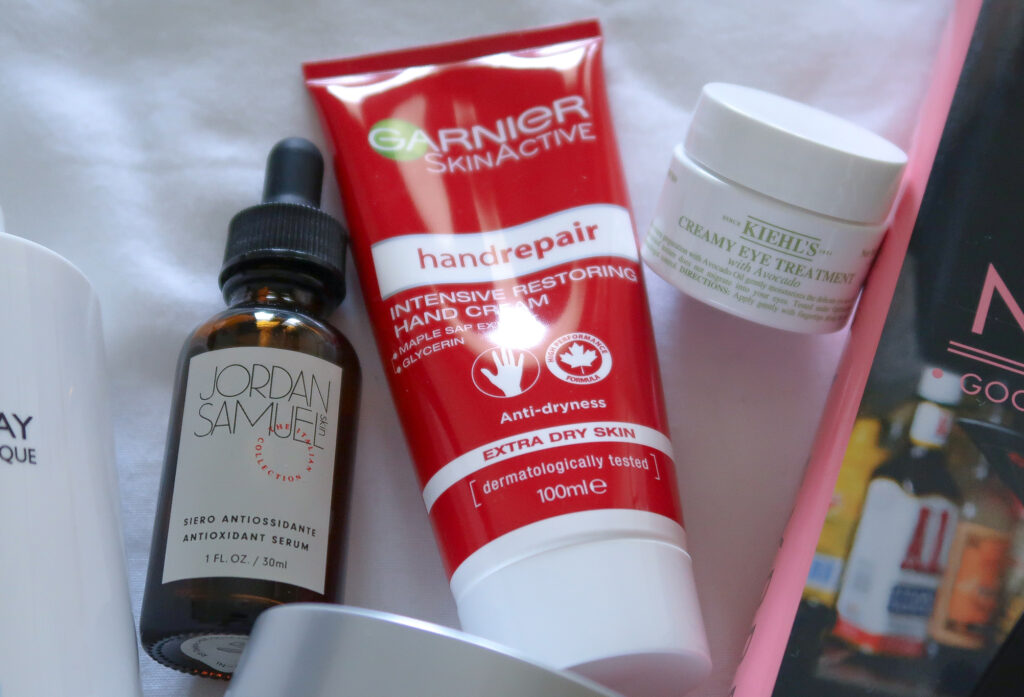 Winter Favourites Overview: Skincare