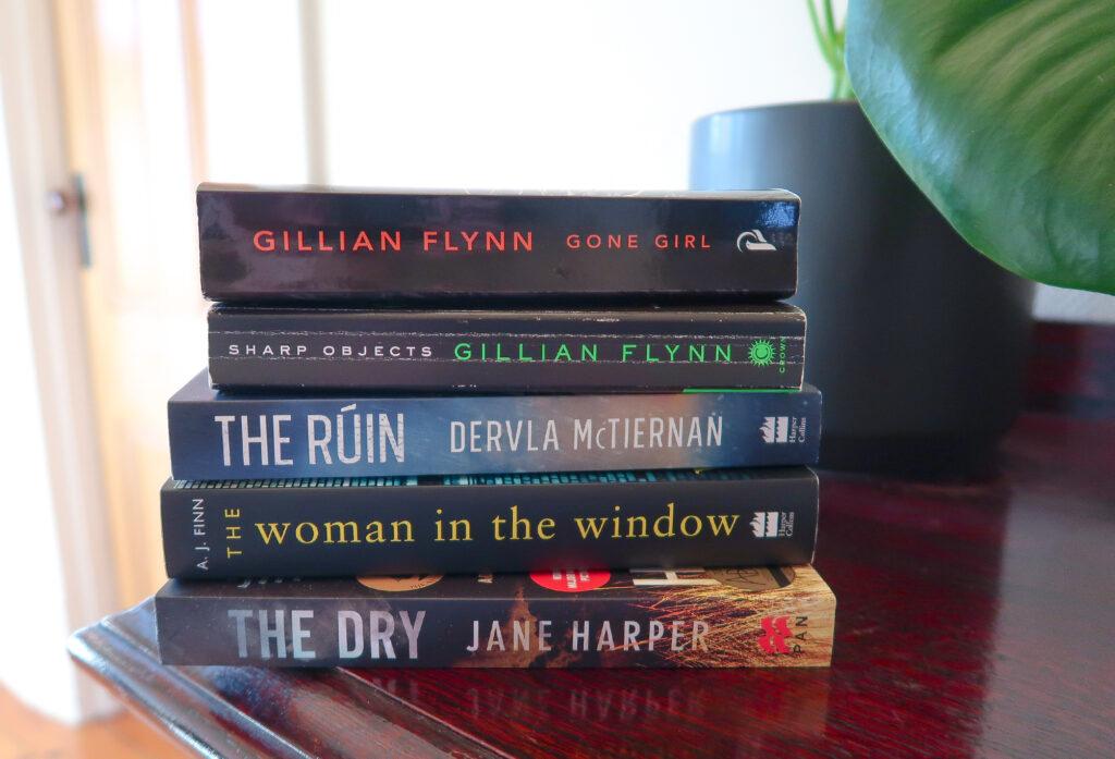 Winter Mystery Books