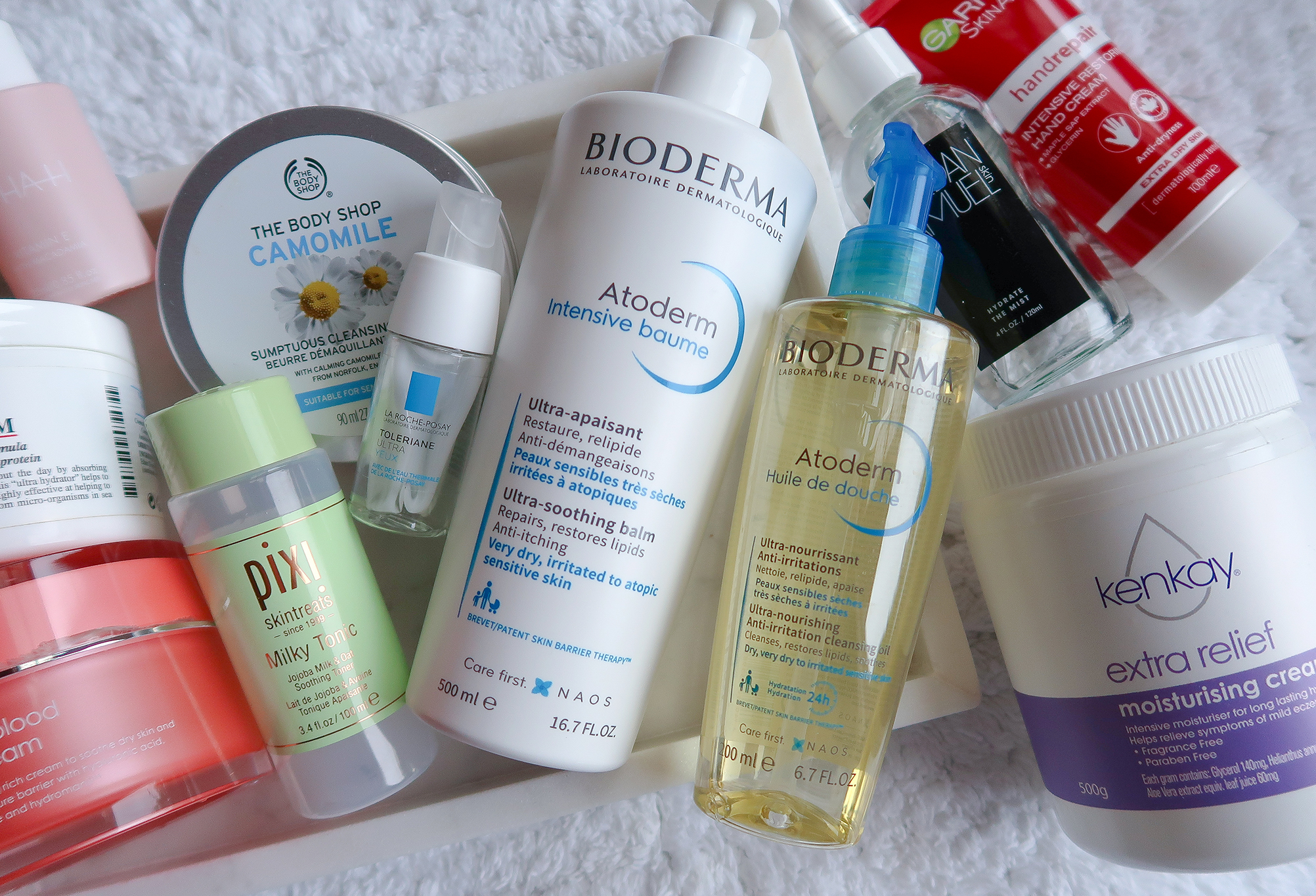 Skin Soothing Products